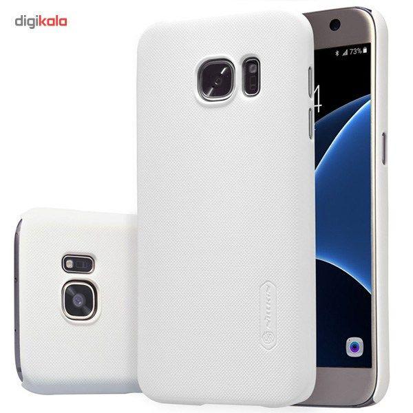 کاور نیلکین مدل Super Frosted Shield مناسب برای گوشی موبایل سامسونگ Galaxy S7 main 1 6