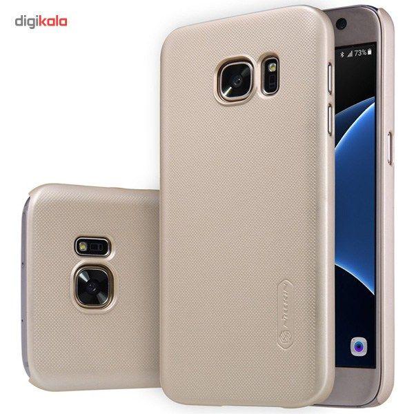 کاور نیلکین مدل Super Frosted Shield مناسب برای گوشی موبایل سامسونگ Galaxy S7 main 1 7