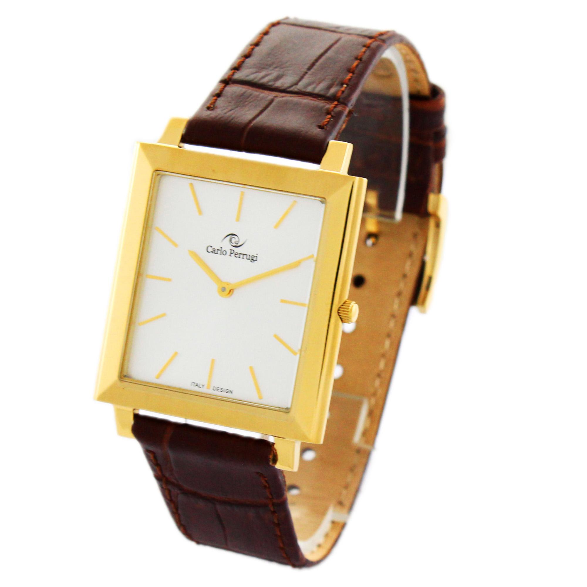 ساعت مچی عقربه ای مردانه کارلو پروجی مدل CG0077
