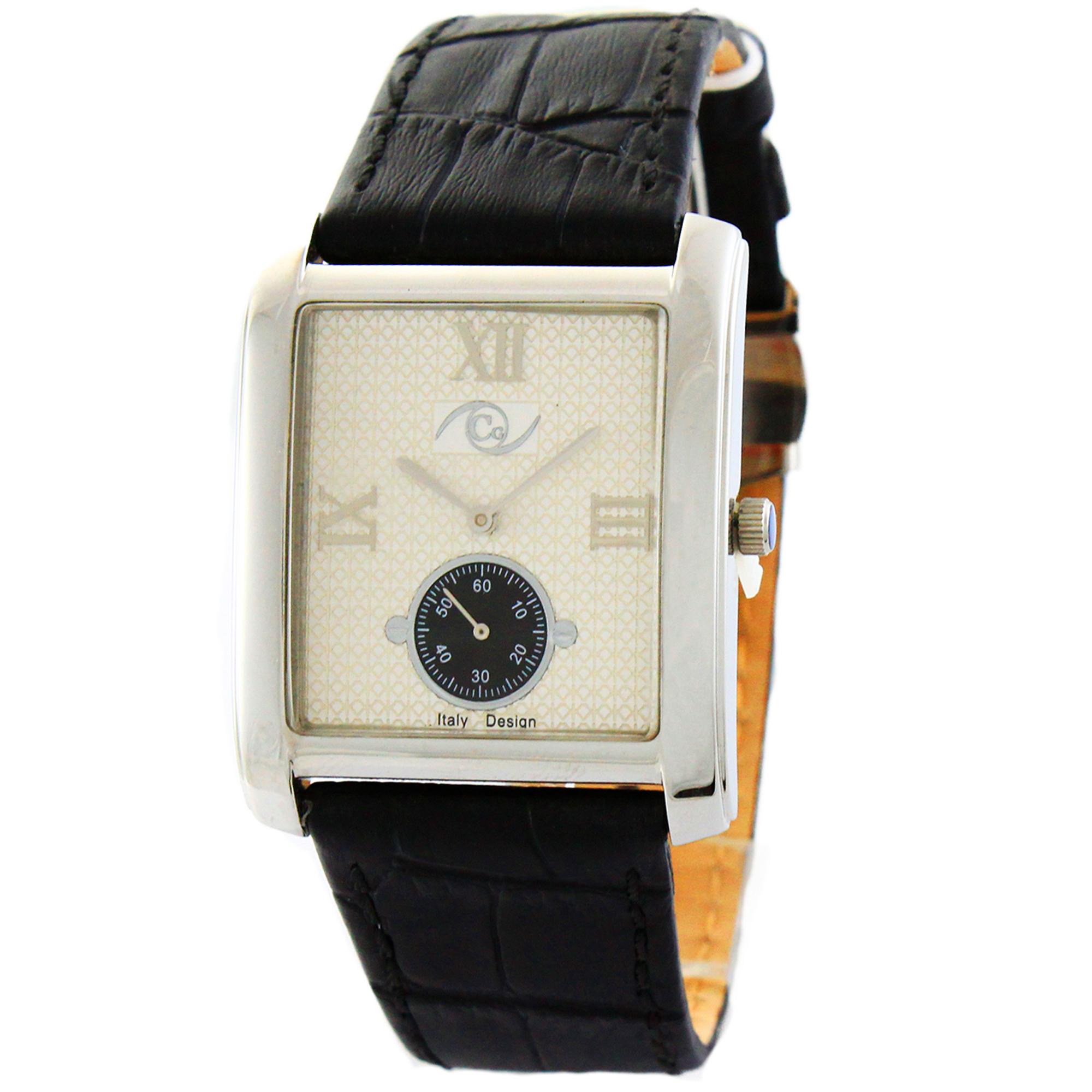 ساعت مچی عقربه ای مردانه کارلو پروجی مدل CG2025-1