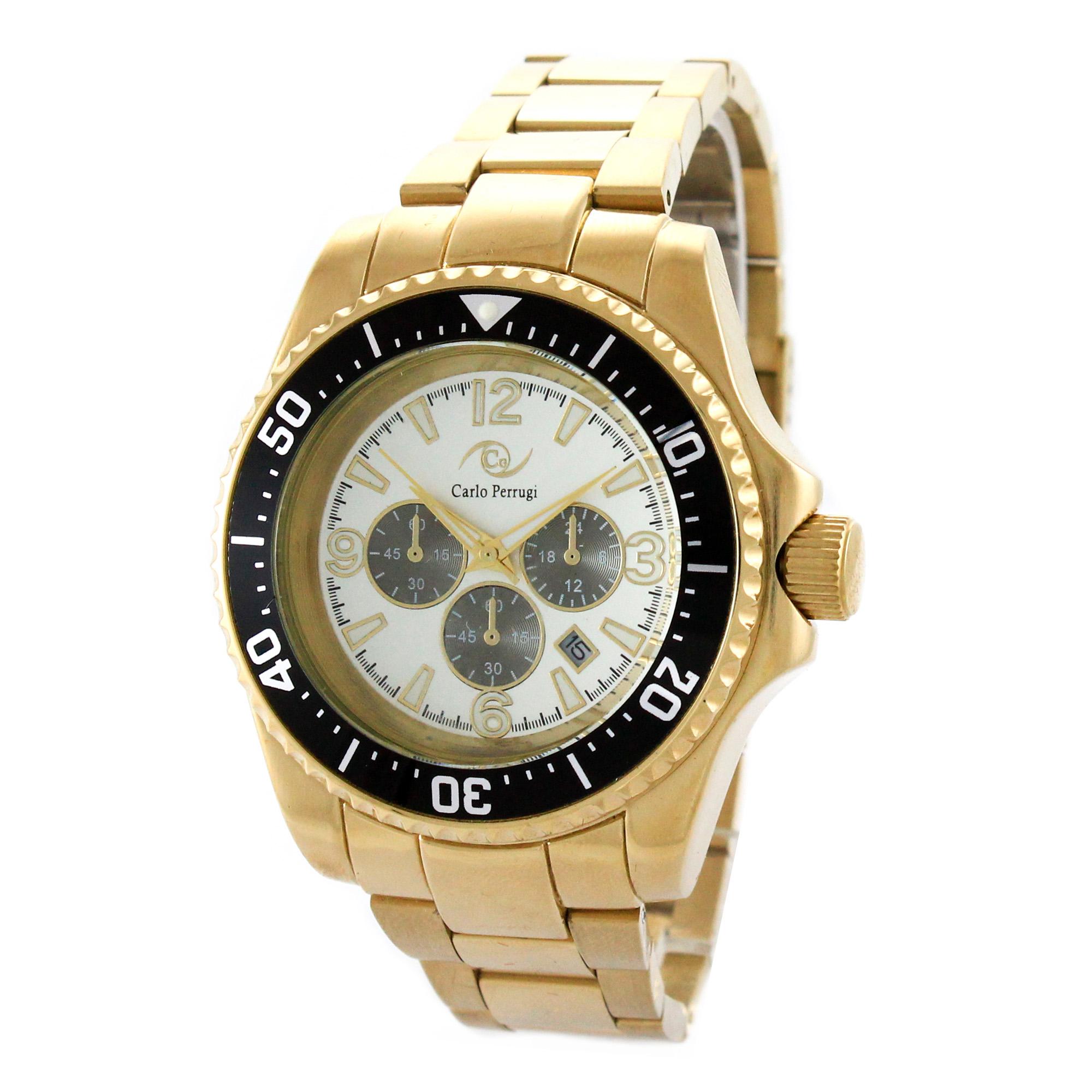 ساعت مچی عقربه ای مردانه کارلو پروجی مدل G8998-1