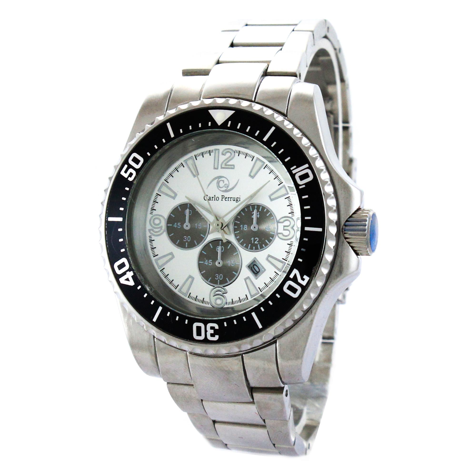 ساعت مچی عقربه ای مردانه کارلو پروجی مدل G8998-2