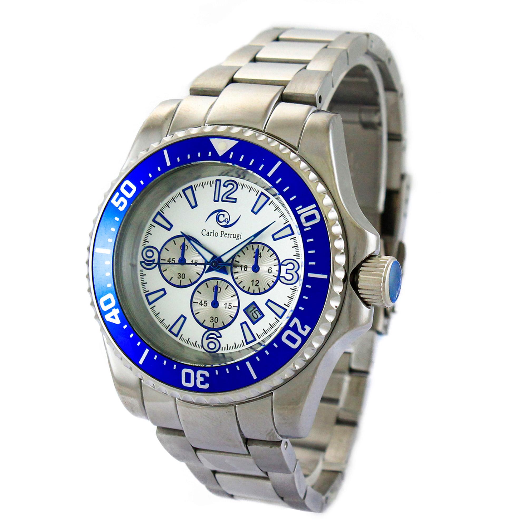 ساعت مچی عقربه ای مردانه کارلو پروجی مدل G8998-3