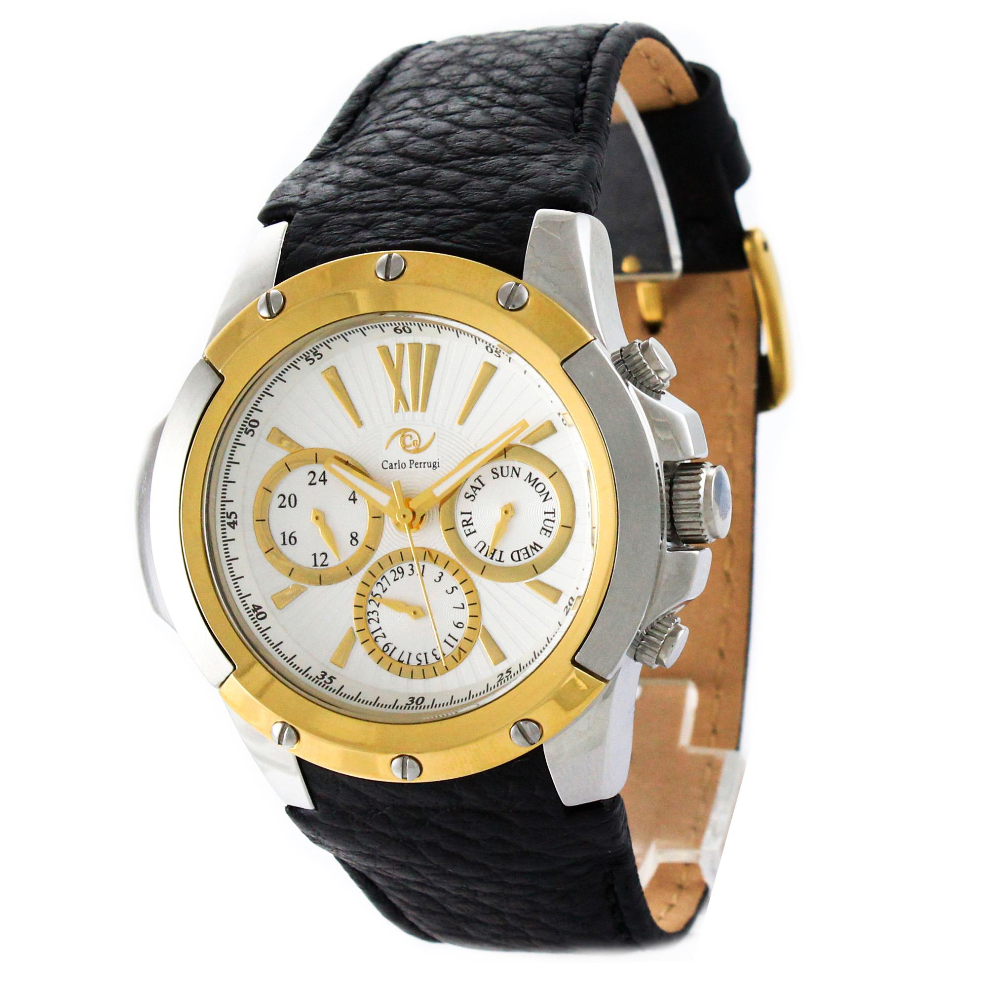 ساعت مچی عقربه ای زنانه کارلو پروجی مدل SG109-1