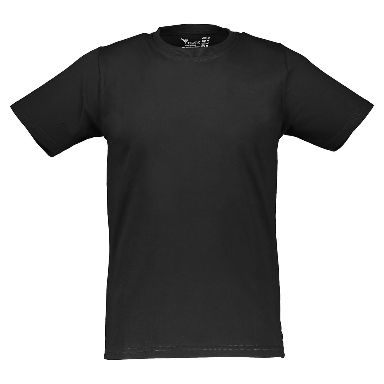 تی شرت مردانه تکنیک پلاس 07 مدل TS101