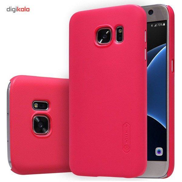 کاور نیلکین مدل Super Frosted Shield مناسب برای گوشی موبایل سامسونگ Galaxy S7 main 1 8
