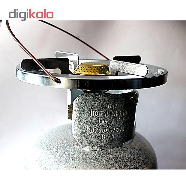اجاق گاز پیکنیکی همایون گاز مدل سفری 005 حجم 5 کیلوگرم main 1 1