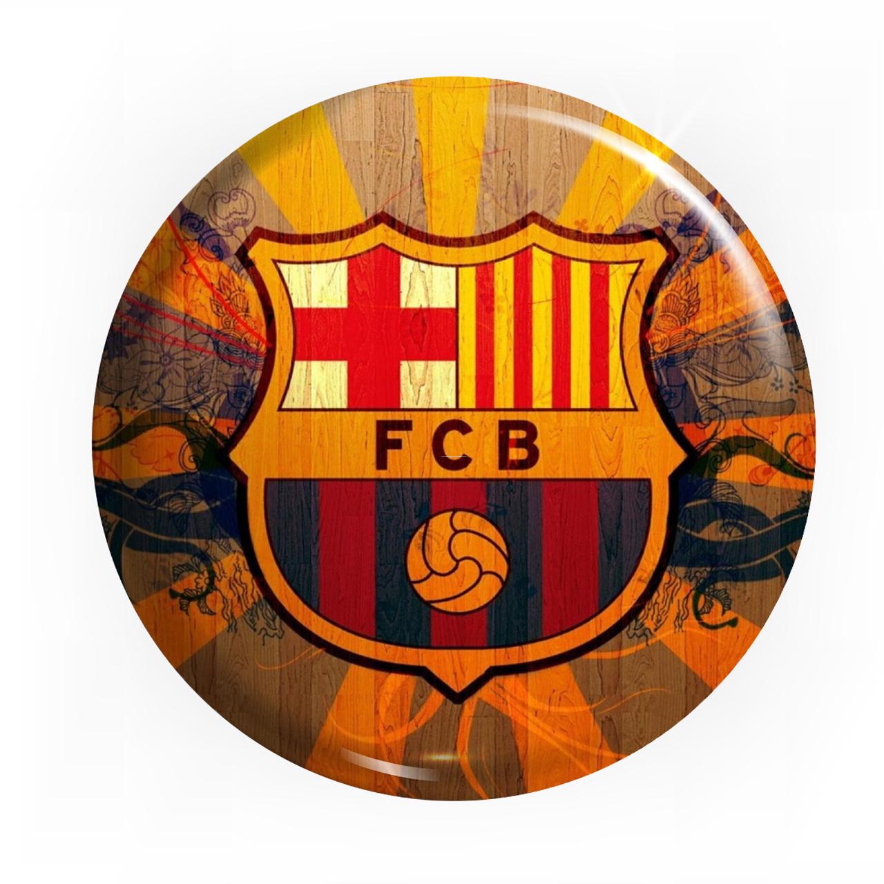 پیکسل طرح تیم بارسلونا کد TiD016