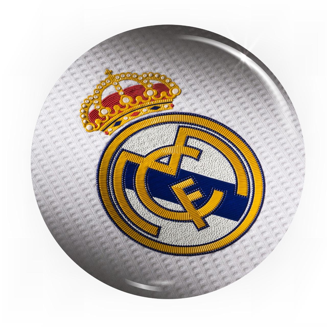 پیکسل تیداکس طرح تیم رئال مادرید فوتبالی کد TiD017