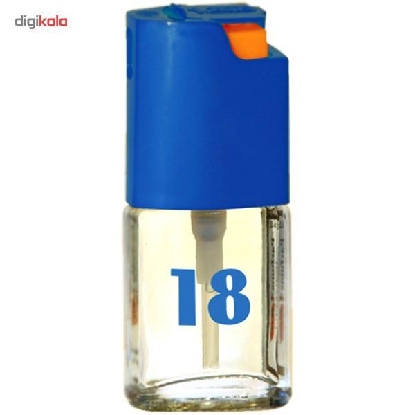 پرفیوم مردانه بیک شماره 18 حجم 7.5ml