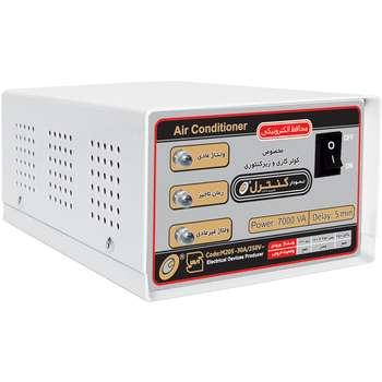 محافظ ولتاژ الکترونیکی نمودار کنترل مدل M205