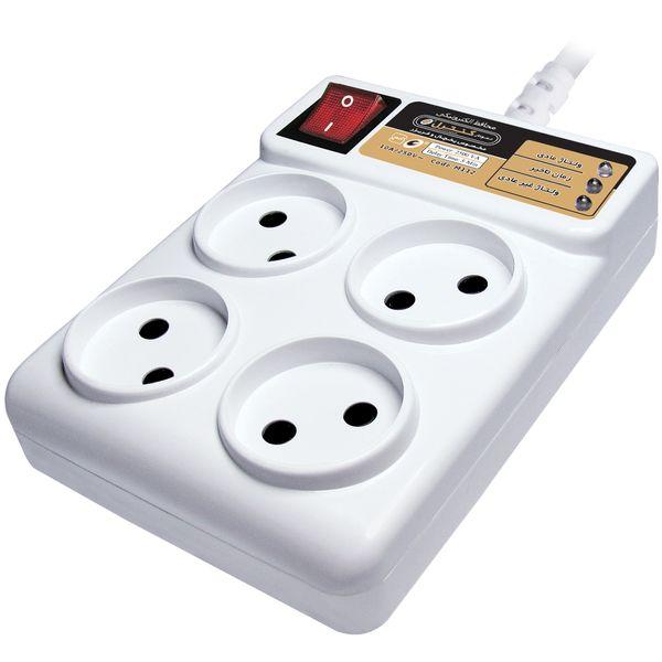 محافظ ولتاژ الکترونیکی نمودار کنترل مدل M112 مناسب یخچال و فریزر
