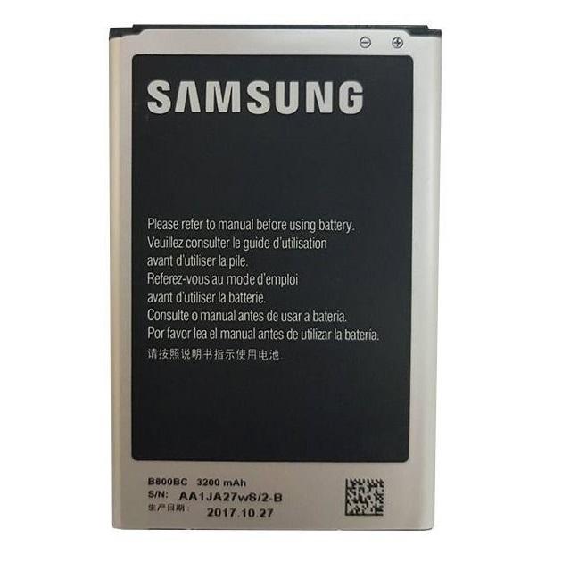 باتری سامسونگ مدل B800BC ظرفیت 3200 میلی امپرساعت مناسب برای گوشی سامسونگ Galaxy Note 3