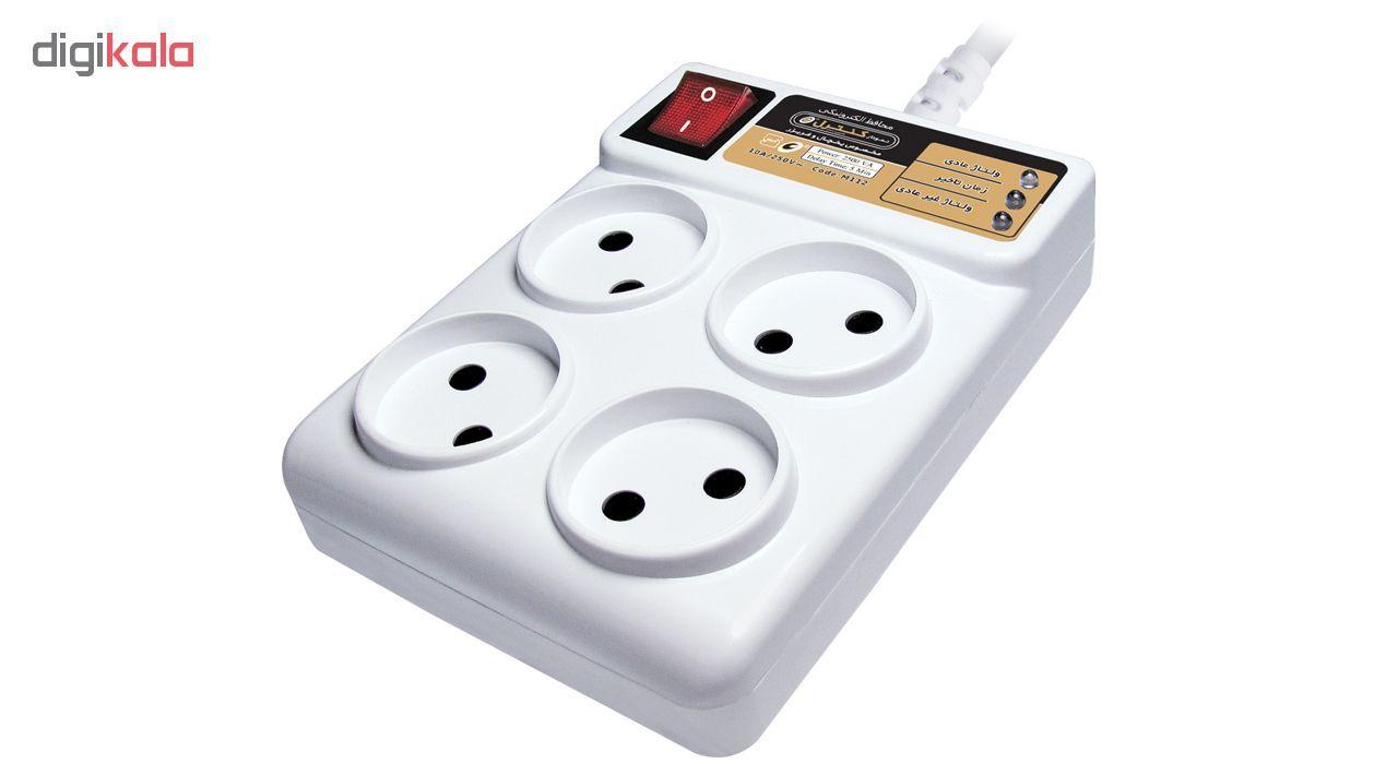 محافظ ولتاژ الکترونیکی نمودار کنترل مدل M112A مناسب یخچال و فریزر main 1 1