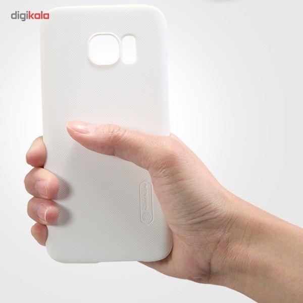 کاور نیلکین مدل Super Frosted Shield مناسب برای گوشی موبایل سامسونگ Galaxy S7 main 1 11