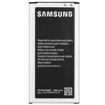 باتری موبایل سامسونگ مدل EB-BG900BBC ظرفیت 2800 میلی امپرساعت مناسب برای گوشی سامسونگ Galaxy S5