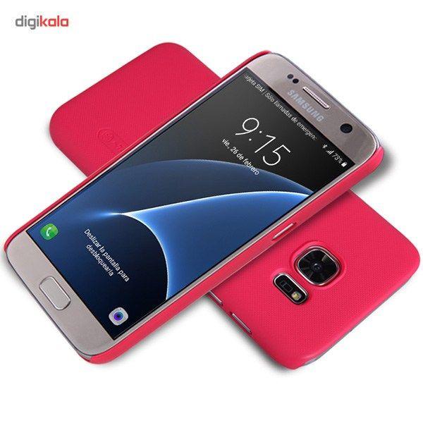 کاور نیلکین مدل Super Frosted Shield مناسب برای گوشی موبایل سامسونگ Galaxy S7 main 1 12