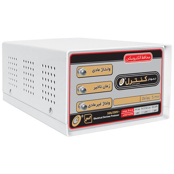 محافظ ولتاژ الکترونیکی نمودار کنترل مدل M201A مناسب برای یخچال و فریزر
