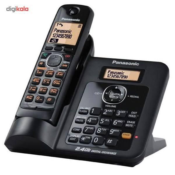 تلفن بی سیم پاناسونیک مدل KX-TG3811BX main 1 1