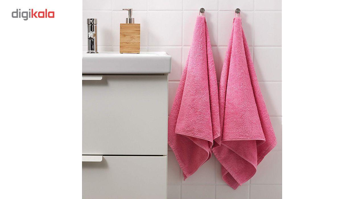 حوله حمام ایکیا مدل Haren سایز 140 × 70 سانتیمتر main 1 4
