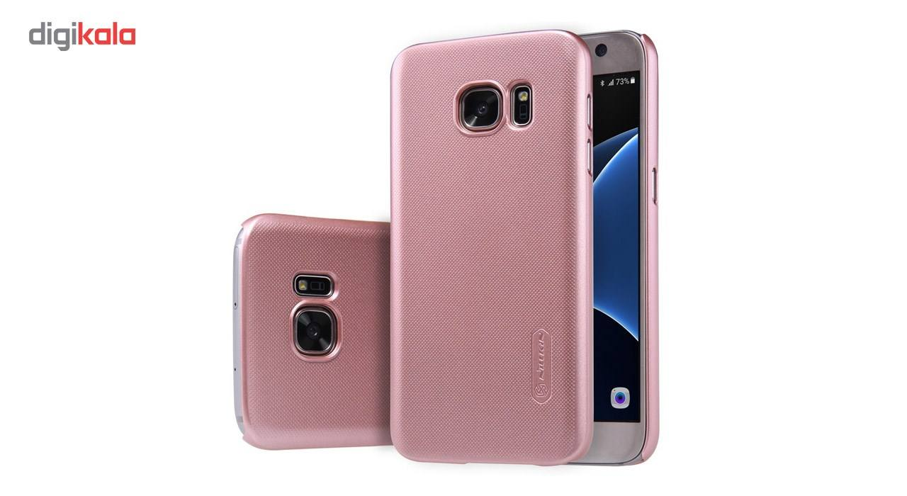 کاور نیلکین مدل Super Frosted Shield مناسب برای گوشی موبایل سامسونگ Galaxy S7 main 1 13