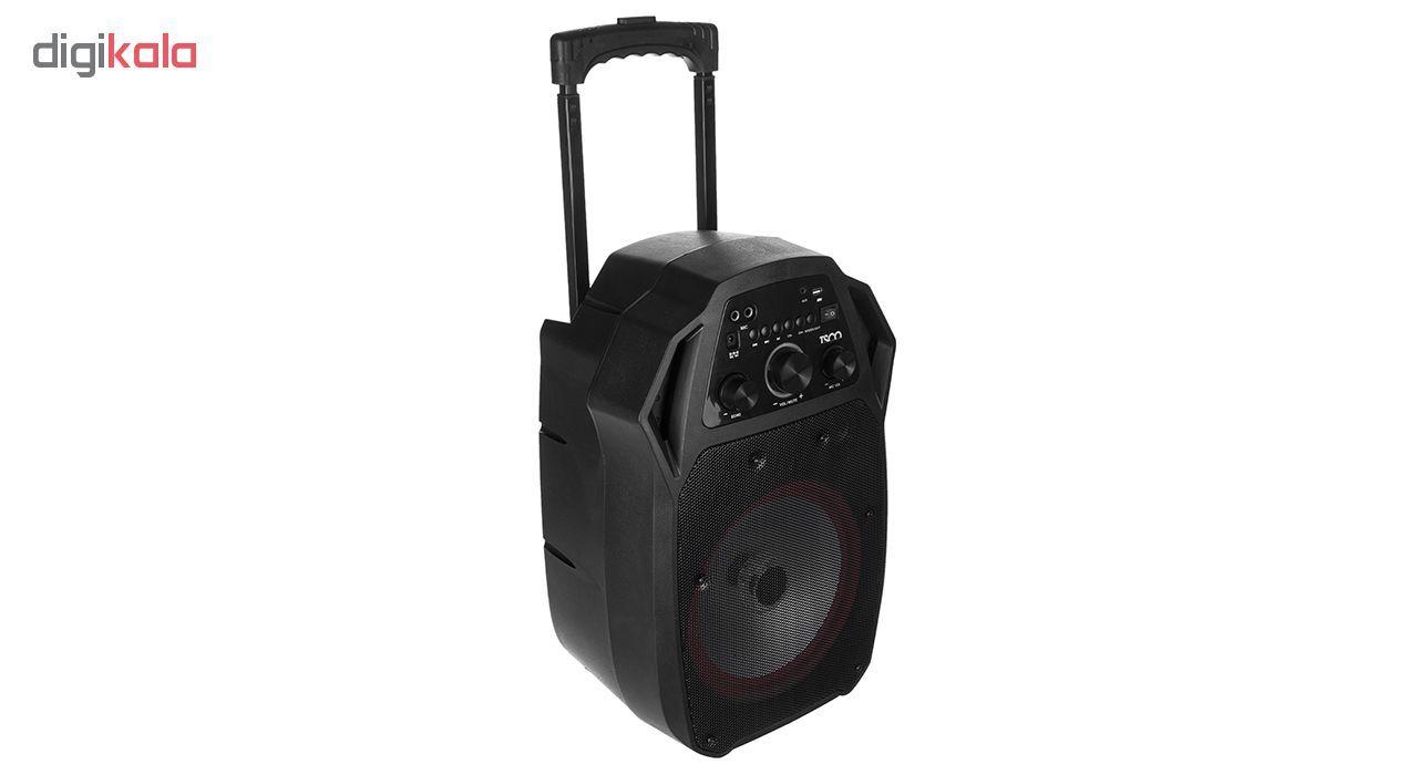 پخش کننده خانگی بلوتوثی قابل حمل تسکو مدل TS 1850 main 1 2