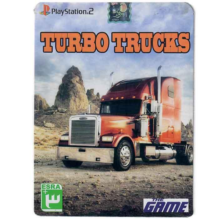بازی Turbo Trucks مخصوص PS2