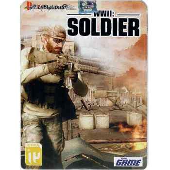 بازی  WWII Soldier مخصوص  PS2