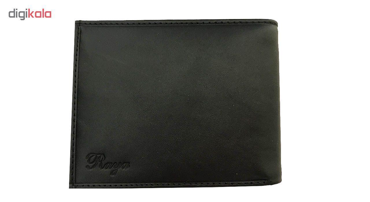 کیف پول چرم رایا مدل Rozana -  - 9