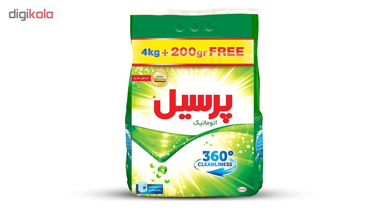 پودر ماشین لباسشویی پرسیل مدل 360 Cleanliness مقدار 4200 گرم main 1 1