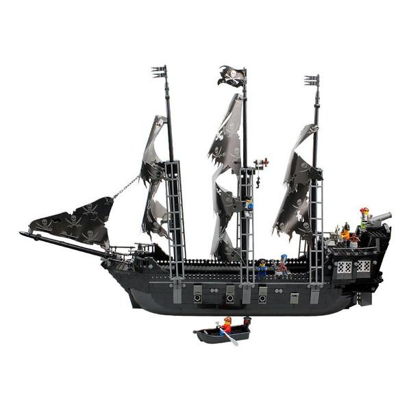 لگو ساختنی دزد دریایی مدل بلک پریل