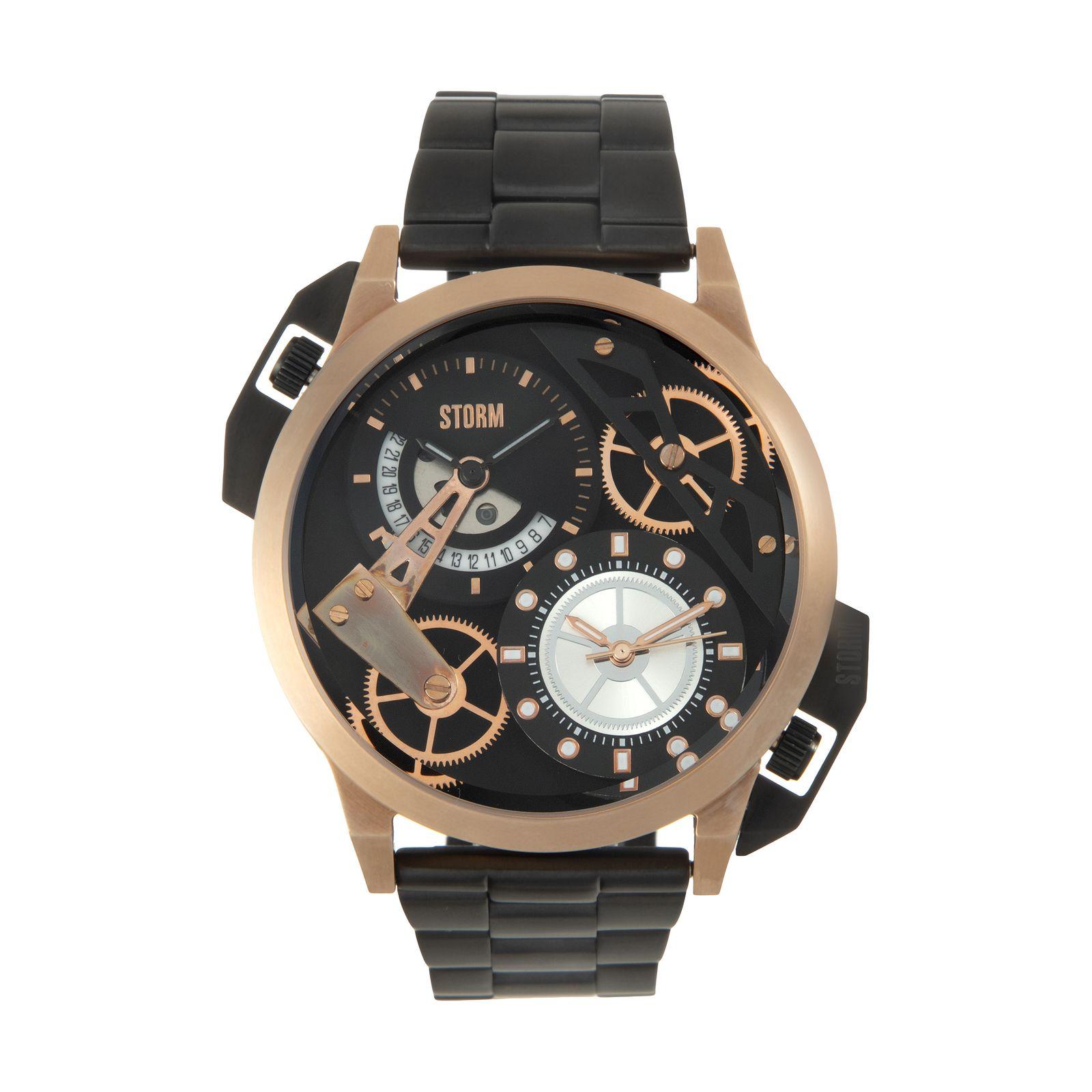 ساعت مچی عقربه ای مردانه استورم مدل ST 47135-RG -  - 2