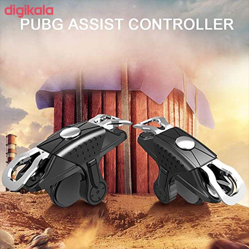 دسته بازی PUBG مدل X10 main 1 10