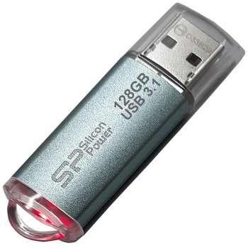 فلش مموری سیلیکون پاور مدل Marvel M01 ظرفیت 128 گیگابایت