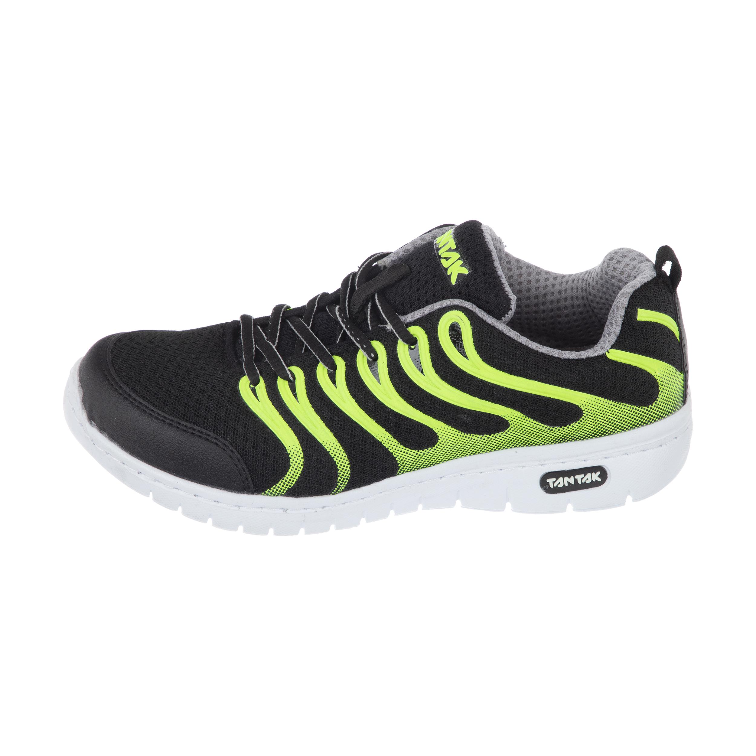 کفش پیاده روی تن تاک مدل هیرو کد 028 رنگ مشکی
