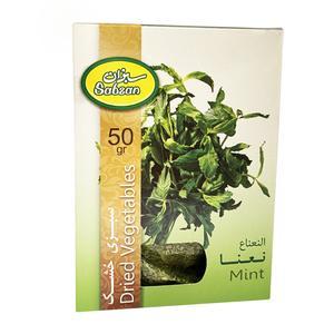 سبزی نعناع خشک سبزان - 50 گرم