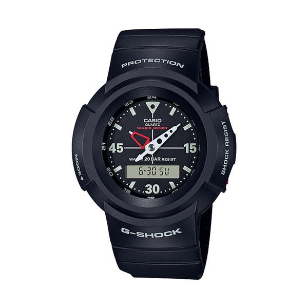 ساعت مچی عقربهای مردانه کاسیو مدل AW-500E-1EDR
