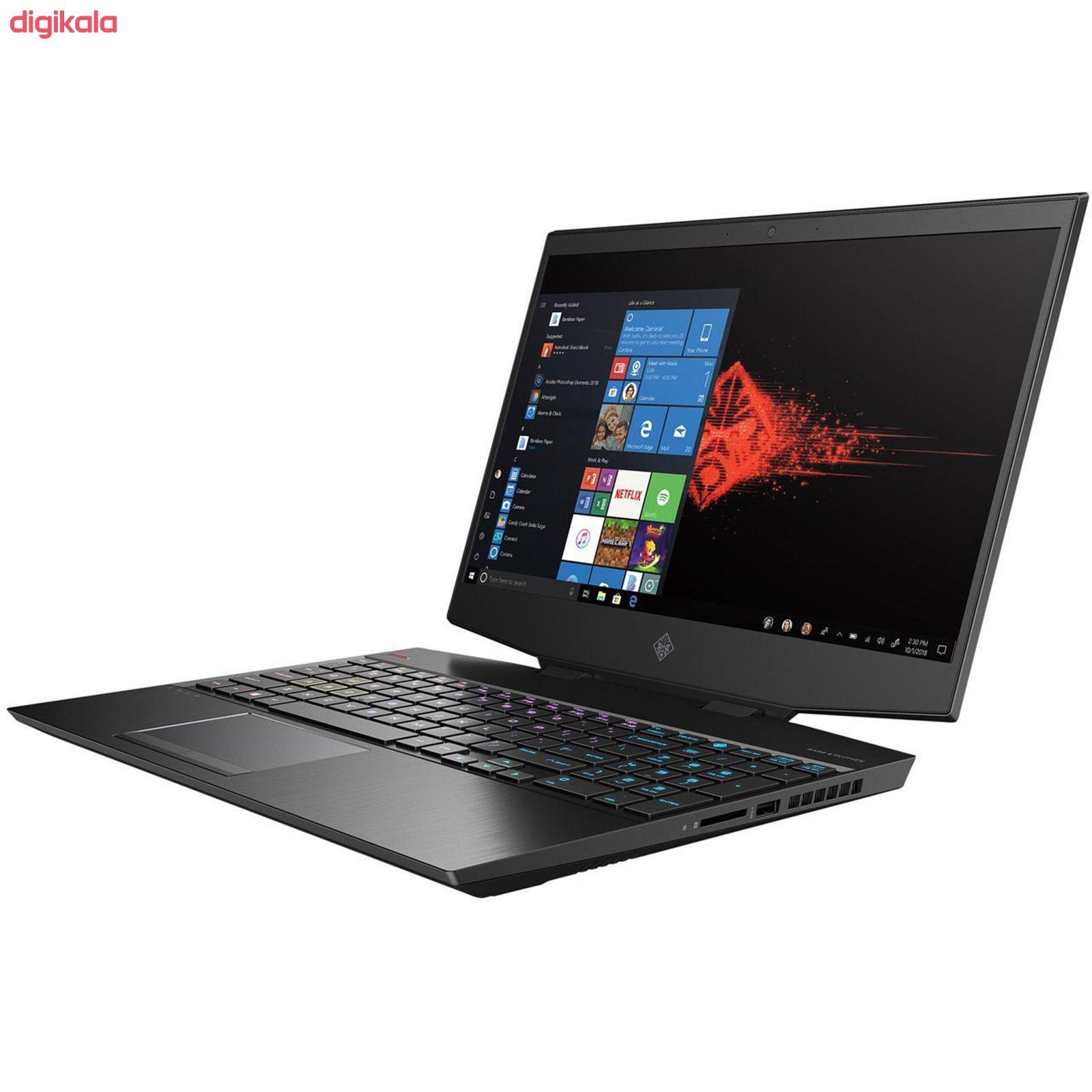 لپ تاپ 15.6 اینچی اچپی مدل OMEN 15-DH1050-C
