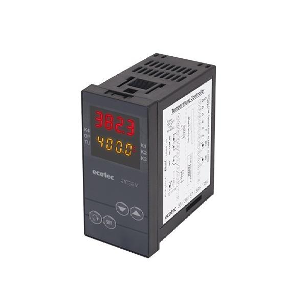 کنترل کننده درجه حرارت برنامه پذیر اکوتک مدل SIC 38 V