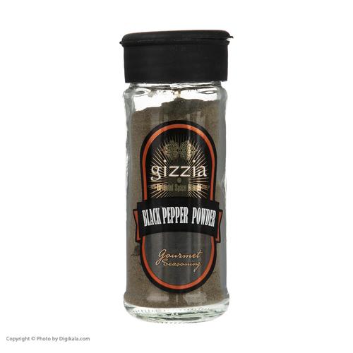 پودر فلفل سیاه گیزیا - 55 گرم
