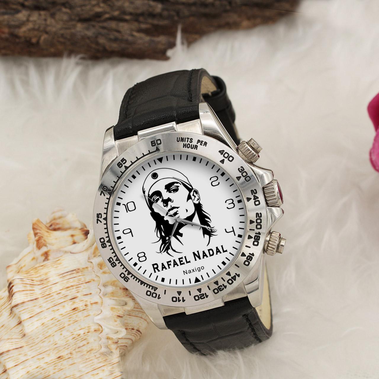 ساعت مچی  مردانه ناکسیگو طرح رافائل نادال کد LS3559