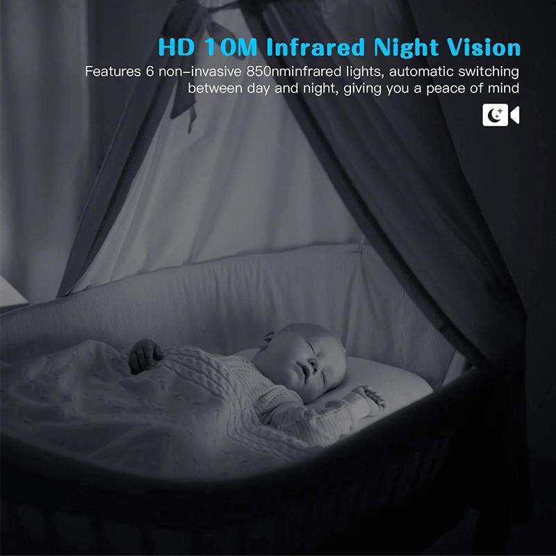 دوربین کنترل کودک اکومام مدل A160 main 1 3
