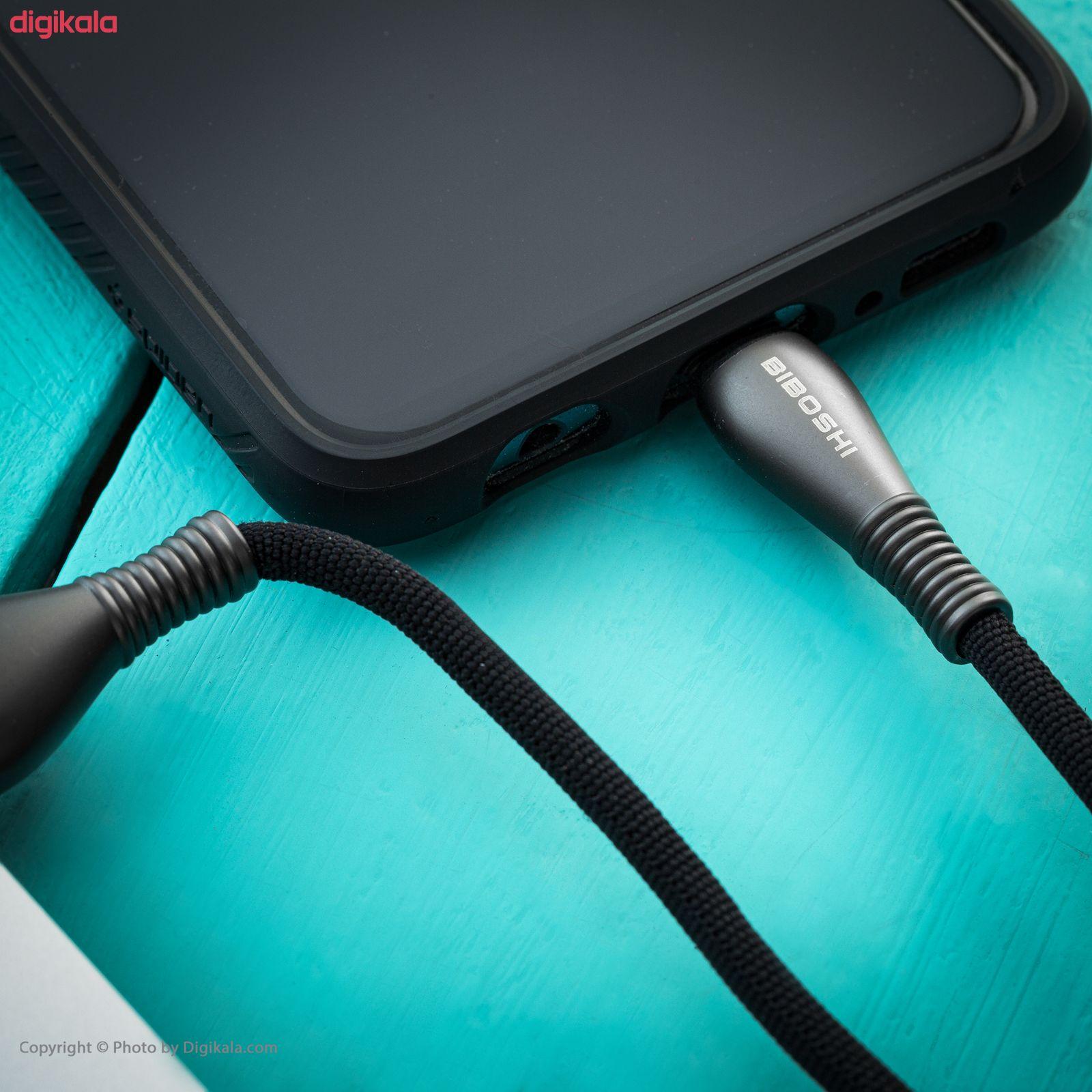 کابل تبدیل USB به USB-C بیبوشی مدل A05 طول 1 متر main 1 6