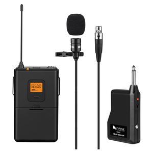 میکروفون یقه ای بیسیم فای فاین مدل K037
