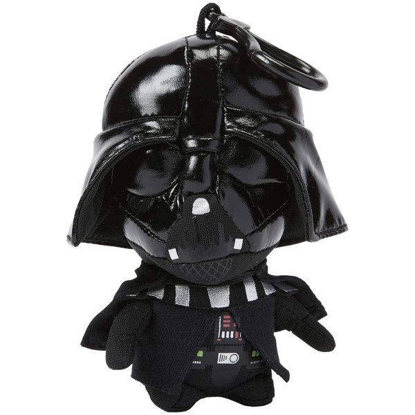 عروسک آندرگراند تویز مدل Darth Vader Talking Plush Clip-on ارتفاع 17 سانتی متر