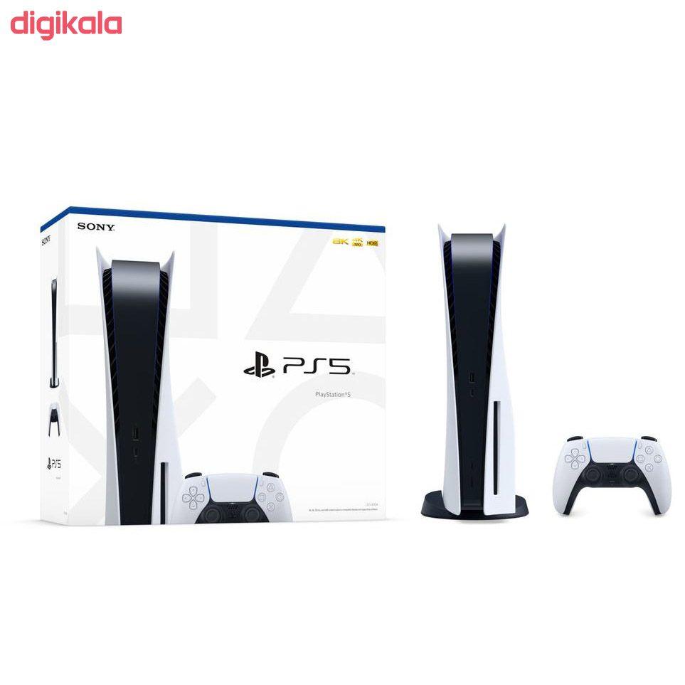 کنسول بازی سونی مدل Playstation 5 ظرفیت 825 گیگابایت main 1 8