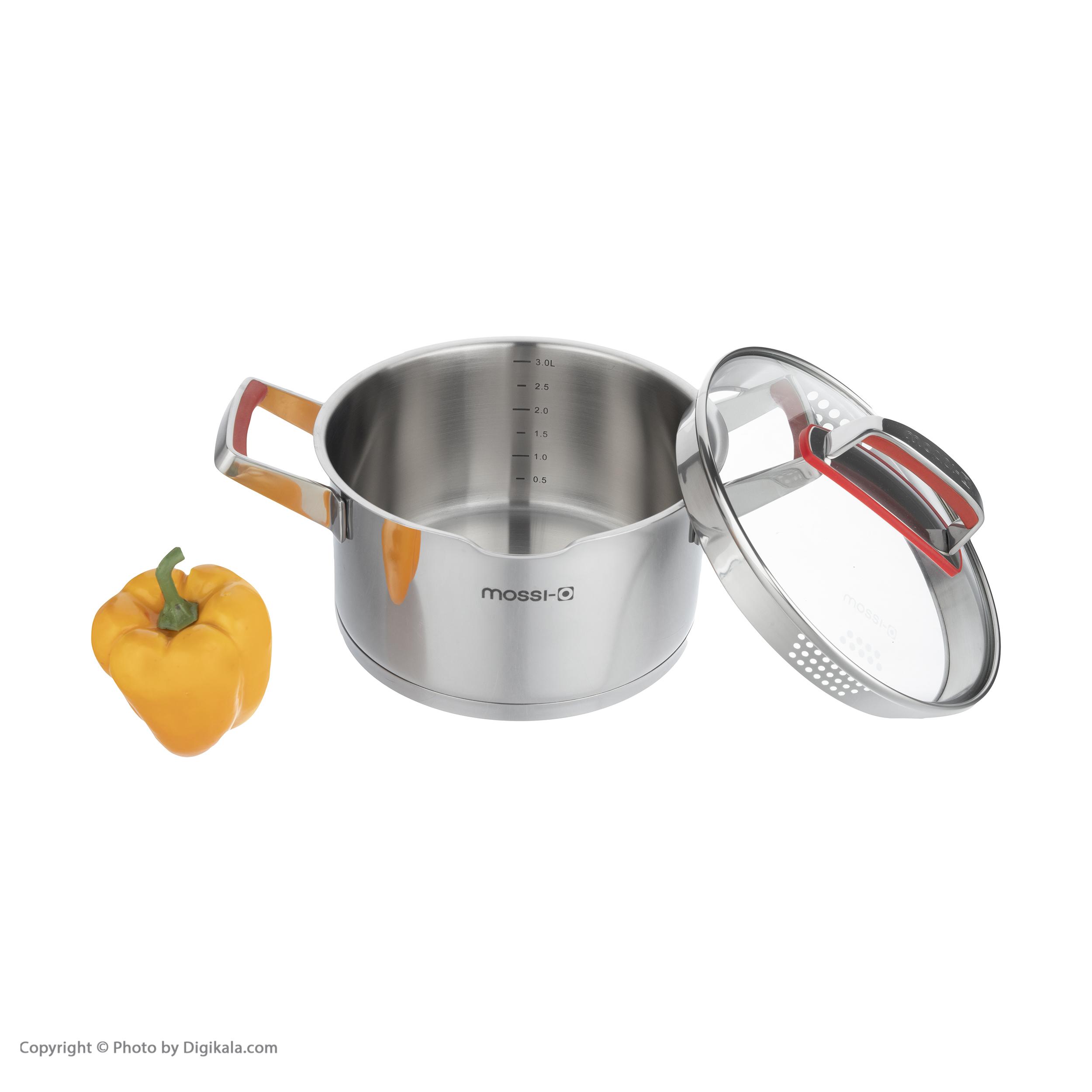 سرویس پخت و پز 10 پارچه موسیو مدل Rafaello