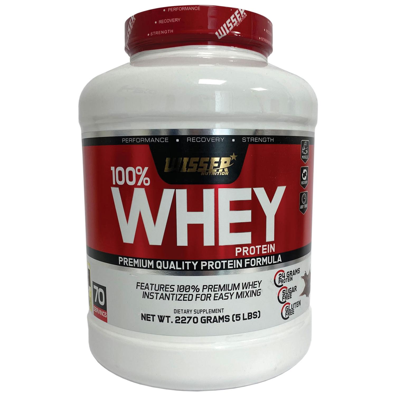 پودر وی پروتئین ویثر - 2270 گرم
