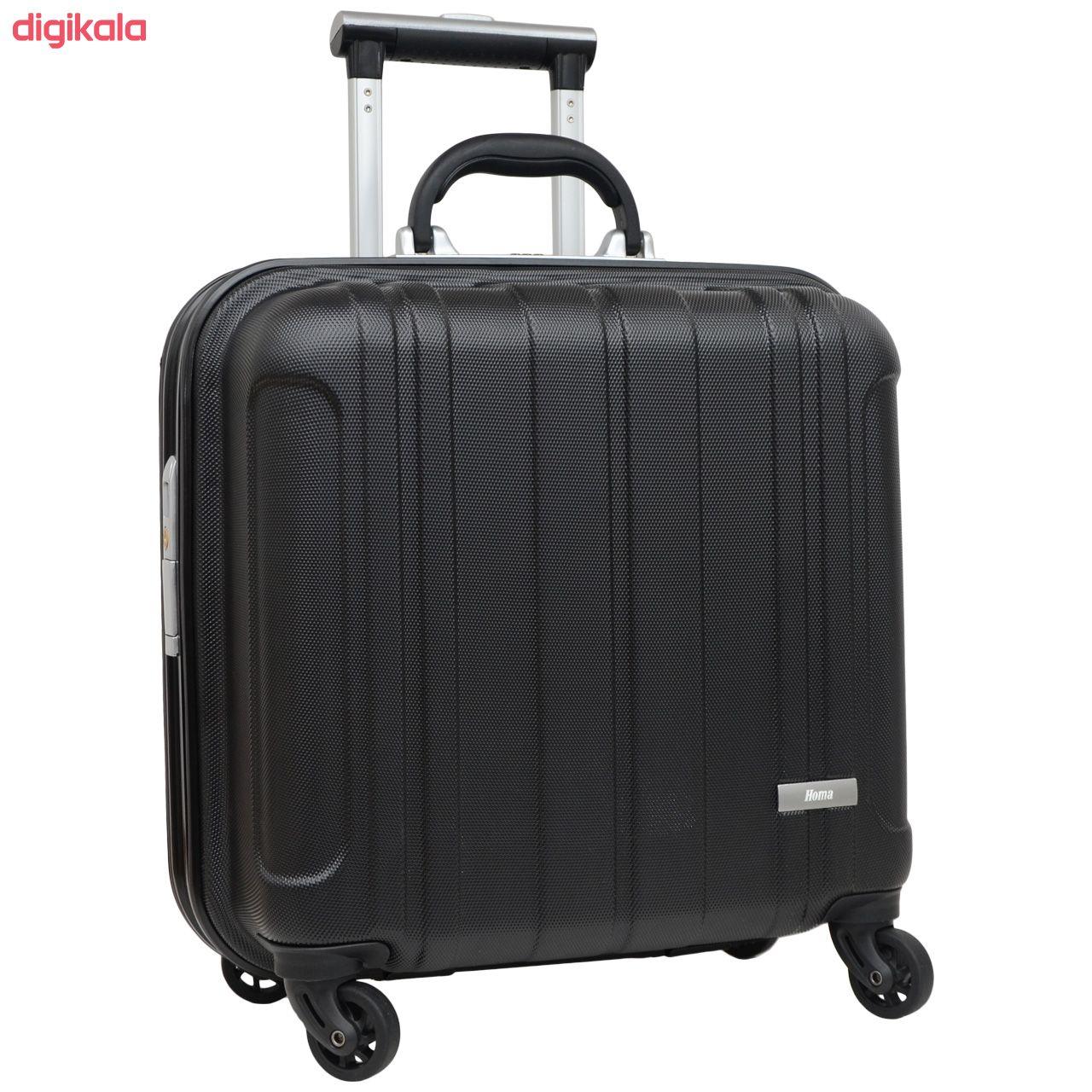 چمدان خلبانی هما مدل 600025 main 1 1