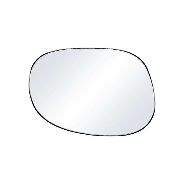 شیشه آینه جانبی چپ نافذ مدل 2021 مناسب برای پژو 206